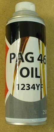 11.029YF - Компресорно масло PAG46 за фреон 1234yf (250 ml)
