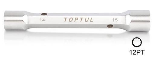 TOPTUL - Гаечни ключове-  проходни