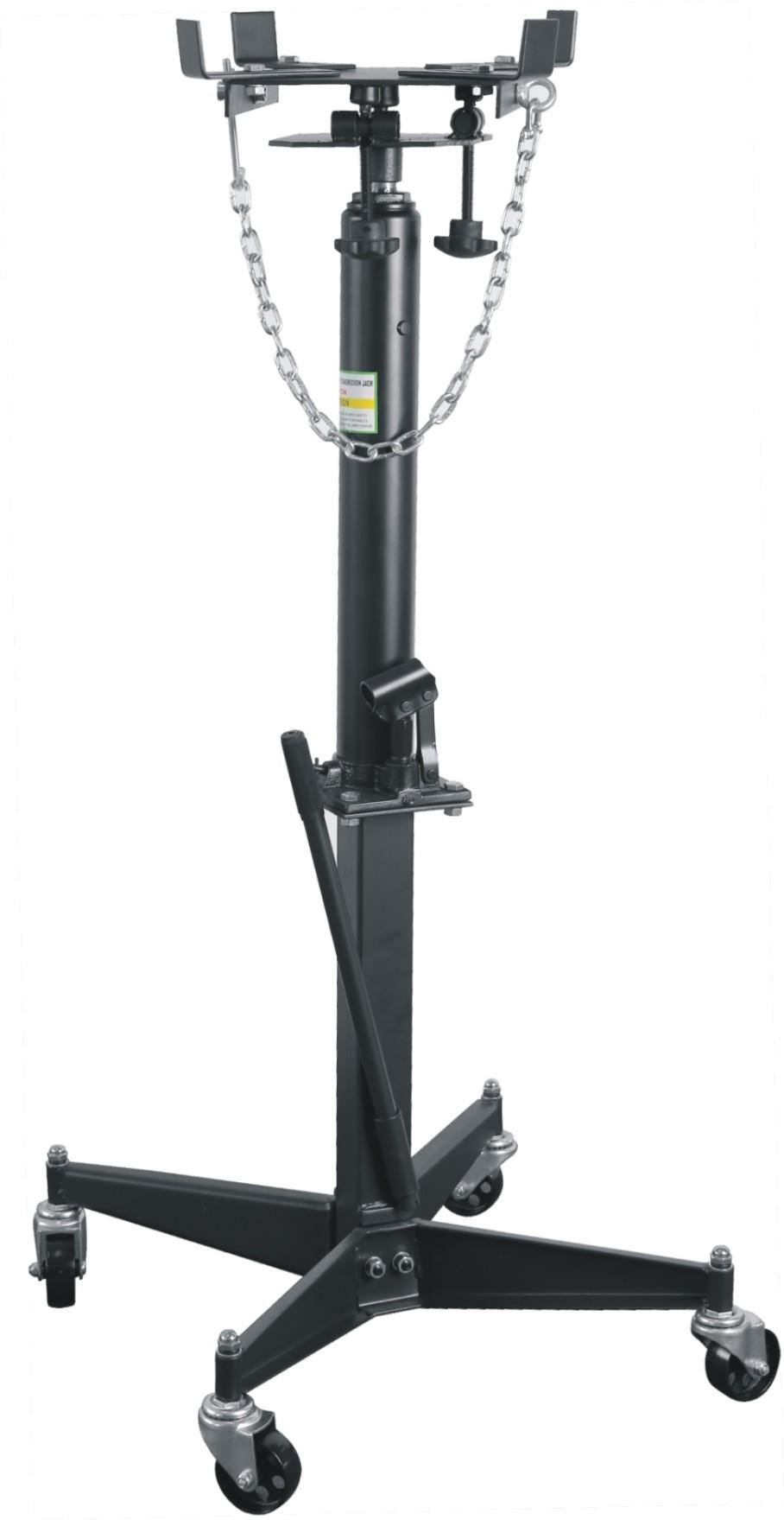 CLTJ103A - Хидравлична стойка за скоростни кутии 500 kg, 1300-1800 mm