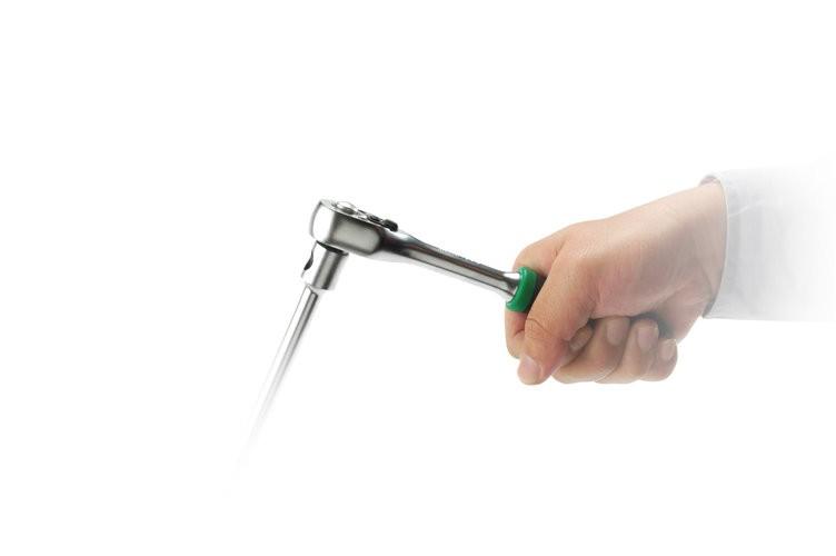 TOPTUL - Т - образен ключ с чупеща глава