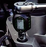 TOPTUL - Динамометричен адаптер, цифров