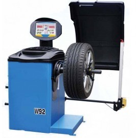 W92 - Машина за баланс на гуми, нискооборотна