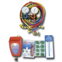 Комплект за диагностика/зареждане - автоклиматици с R134a