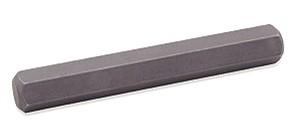 TOPTUL - Накрайници - шестостен, дълги 75 mm
