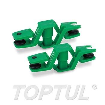 TOPTUL - Комплект за запушване на тръбички 2 бр.