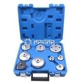 """MG50641 - Комплект накрайници за маслени филтри - 3/8"""", 9 части"""