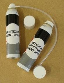 11.028 - Комплект антибактериални спрейове (100 + 100 ml)