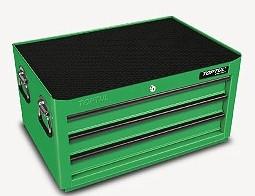 TOPTUL - Шкаф за инструменти, 3 чекмеджета