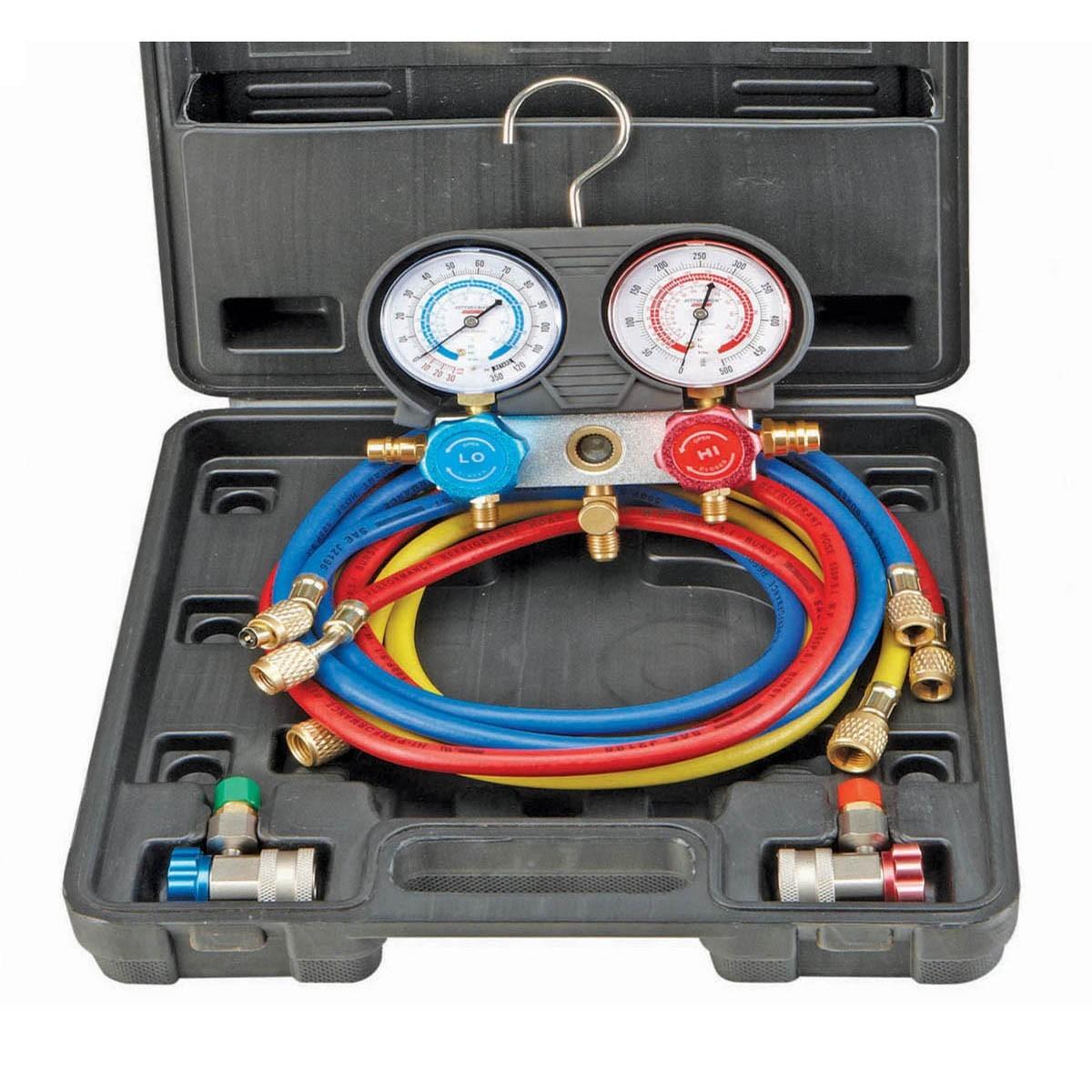 TRHS-C1051A - Комплект манометри за климатични системи