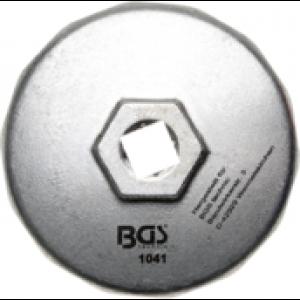 BGS - Ключ за маслен филтър 74 mm / 14 страни