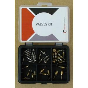 88.203 - Комплект иглички и сервизни клапани (6 вида)