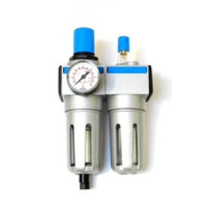 BX11FRL12M - Пневмогрупа с омаслител и манометър (1/2)