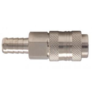 BX13UNIVC2 - Бърза връзка клапан за маркуч 8 mm
