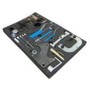 FB2890 - Комплект ключове за фиксиране на Renault/Nissan 1.5/1.9/2.2/2.5 DCI