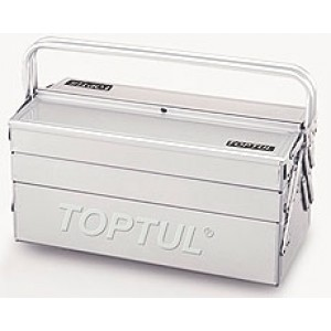 TOPTUL - Метално куфарче оборудвано