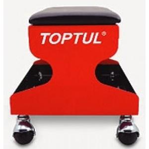 TOPTUL - Работен стол, подвижен, необорудван