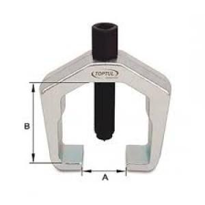TOPTUL - Скоба за кормилни накрайници - A(33 mm) x B(64 mm)