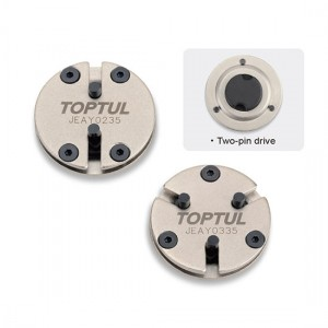 TOPTUL - Комплект накрайници за прибиране на спирачни бутала