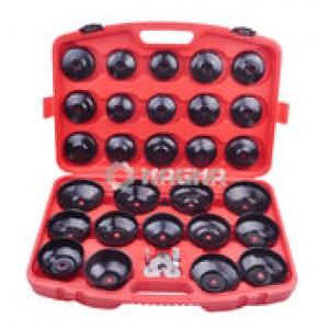 MG50038 - Комплект ключове за маслени филтри (30 части)