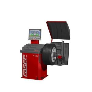 V585.G2.DL - Автоматична машина за баланс на автомобилни гуми