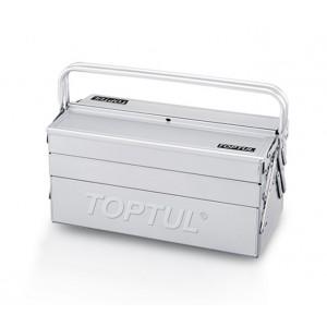 TOPTUL - Куфар за инструменти, 3 отделения