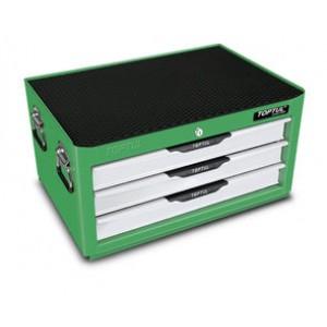 TOPTUL - Шкаф за инструменти, 3 отделения