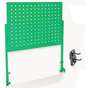 TOPTUL - Заден панел за количка, зелен