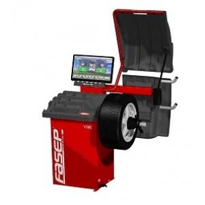 VP585.G3.DL – Aвтоматична машина за баланс на автомобилни гуми
