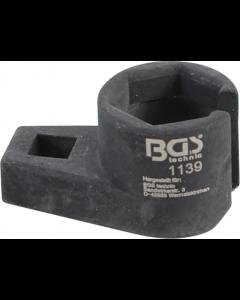 BGS - Вложка за кислородни датчици, прорязана 22 mm, 3/8