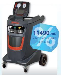 AC1234-8i – Автоматична машина за обслужване на автомобилни климатични системи с фреон  1234yf
