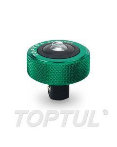 """TOPTUL - Тресчоткa - дисковa, 3/8"""",  52 зъба"""