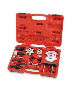 TOPTUL - Комплект за фиксиране на дизелови двигатели VW, Audi 2.7/3.0
