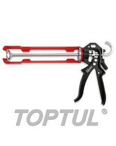 """TOPTUL - Пистолет за силикон и пяна 9"""", въртящ"""
