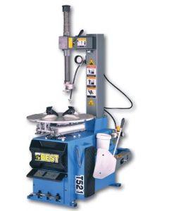 T521 - Полуавтоматична машина за монтаж и демонтаж на автомобилни гуми