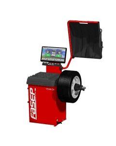 VP558.G4.ULK -  Aвтоматична машина за баланс на автомобилни гуми
