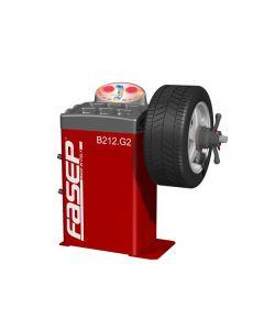 B212 - Aвтоматична машина за баланс на автомобилни гуми