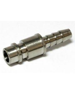 BX12D/C2 - Бърза връзка адаптер за маркуч 8 mm
