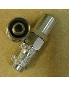 BX13UNIVB7 - Бърза връзка клапан за маркуч 10 х 17 mm