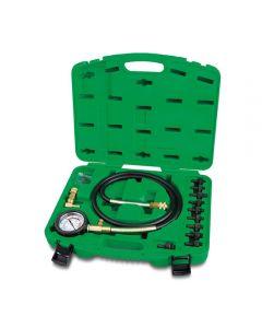 TOPTUL - Комплект за проверка налягането на маслото