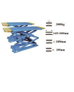 BTSL4231 – Ножичен хидравличен подемник