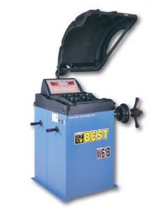 W61B - Полуавтоматична машина за баланс на автомобилни гуми